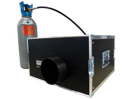 Look Solutions Cryo Fog 2.300W High Pressure Bodennebelmaschine inkl. Transport-Case