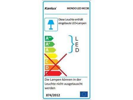 LED MCOB MONDO 50W neutralweiß 4500K Outdoorfluter mit Bewegungsmelder