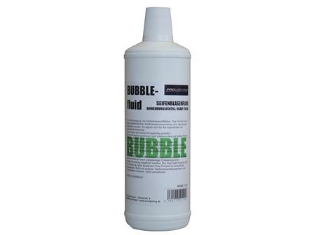 Pro Lighting Seifenblasenfluid / Bubble-Fluid 1L anwendungsfertig, Made in Germany