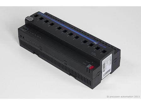 SwitchME12 KNX – KNX/EIB Schaltaktor 12-fach