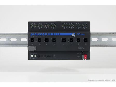 SwitchME8 KNX – KNX/EIB Schaltaktor 8-fach