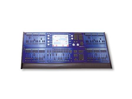ChamSys MagicQ MQ 300 Pro 2014 Hybrid-Lichtsteuerkonsole