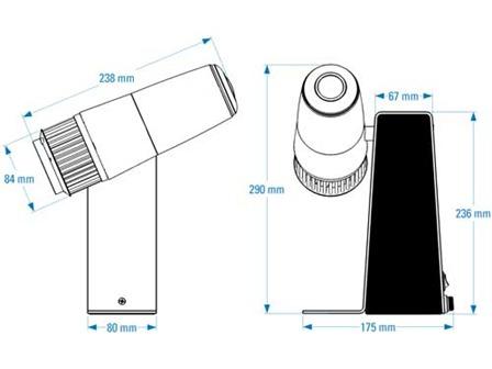 Derksen Grafiklichtwerfer PHOS 40 LED INdoor