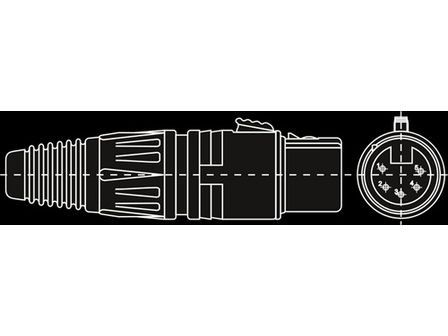 MADRIX USBone - USB to DMX Interface für 1 Universum