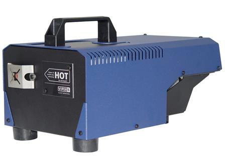 Look Viper S Nebelmaschine 650W, incl. 2L Regular-Fog