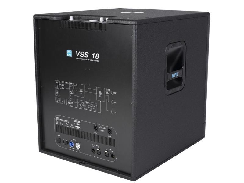 KME SD XL - 2 x VLS 64 + 1 x VSS 18 - DEMO