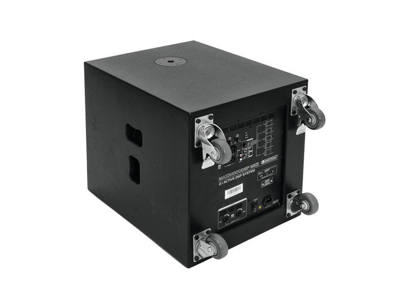 Omnitronic MAXX-1000DSP MK2 2.1 Aktiv-System