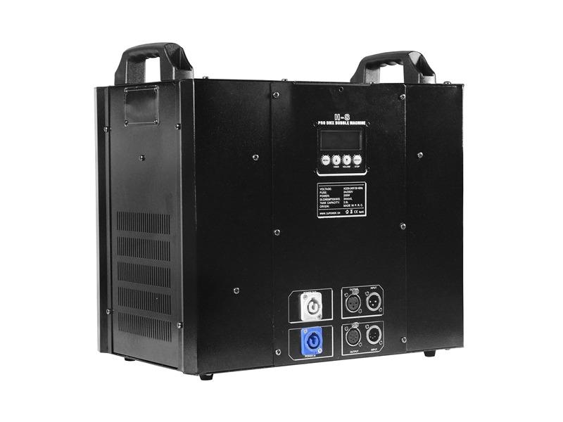 DJ Power Seifenblasenmaschine H-8 DMX