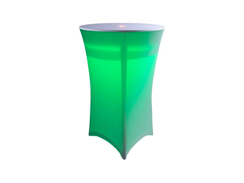 LED Table - Scrim white (Husse) R für LED Table 75R-110