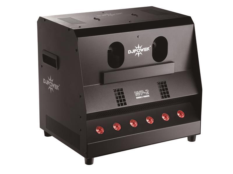 DJ Power Seifenblasenmaschine WP-2 Bubble Fogger