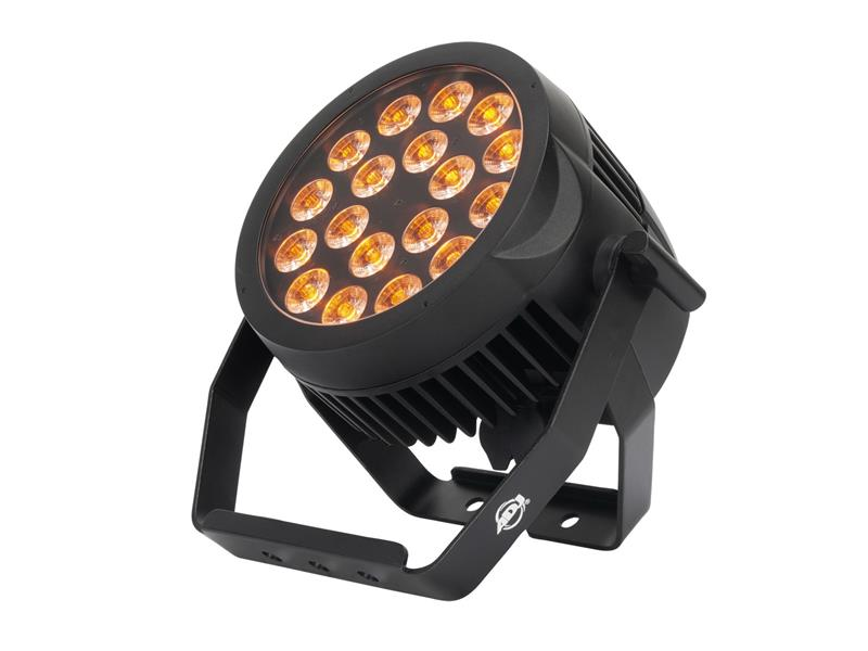 ADJ 18P HEX IP - 18 x 12W RGBAWUV LED