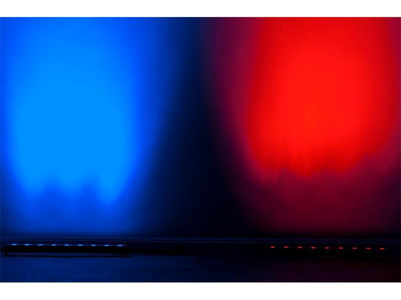 ADJ UB 9H - 9 x 6W RGBWAUV LED BAR
