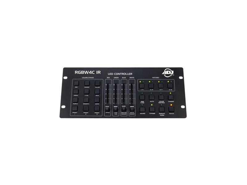 American DJ RGBW4C IR - 32-Kanal DMX Controller