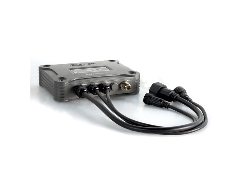 Elation EWDMXII-ip IP65 rated wireless DMX transceiver