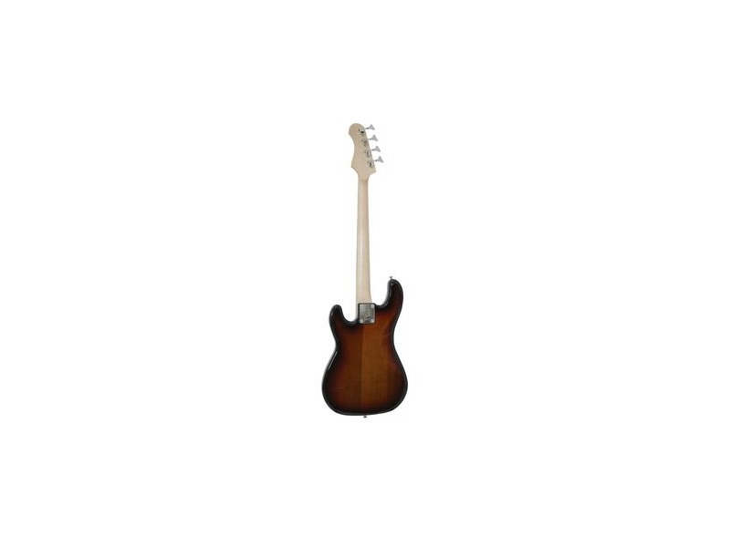 DIMAVERY PB-330 E-Bass 3/4 sunburst