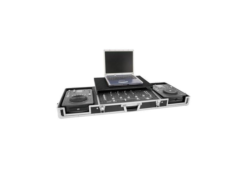 ROADINGER Universal-Konsole DS-1 2xCD/1xM-19 LS sw