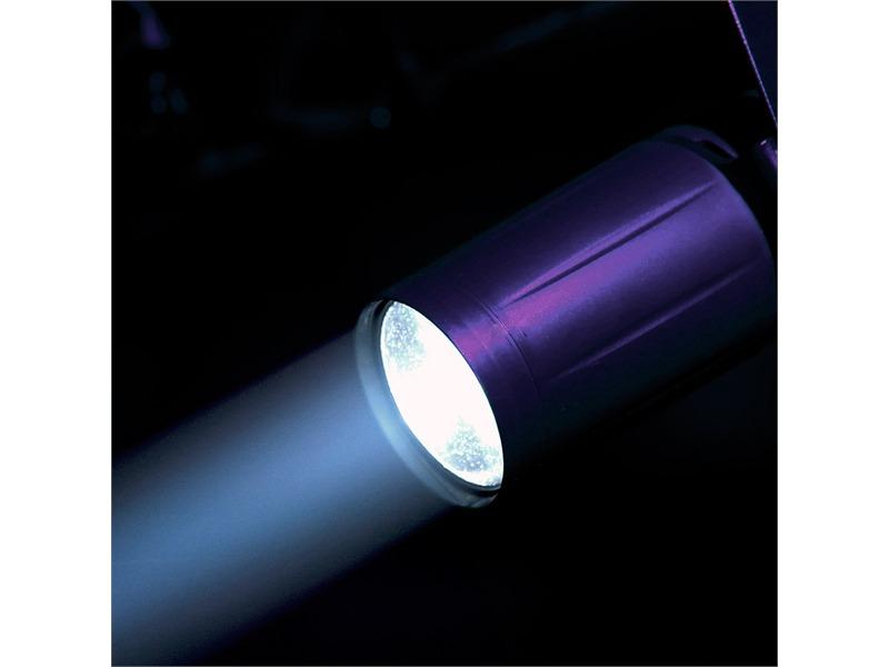 ADJ Pinspot LED II, 3Watt 6°, kaltweiss