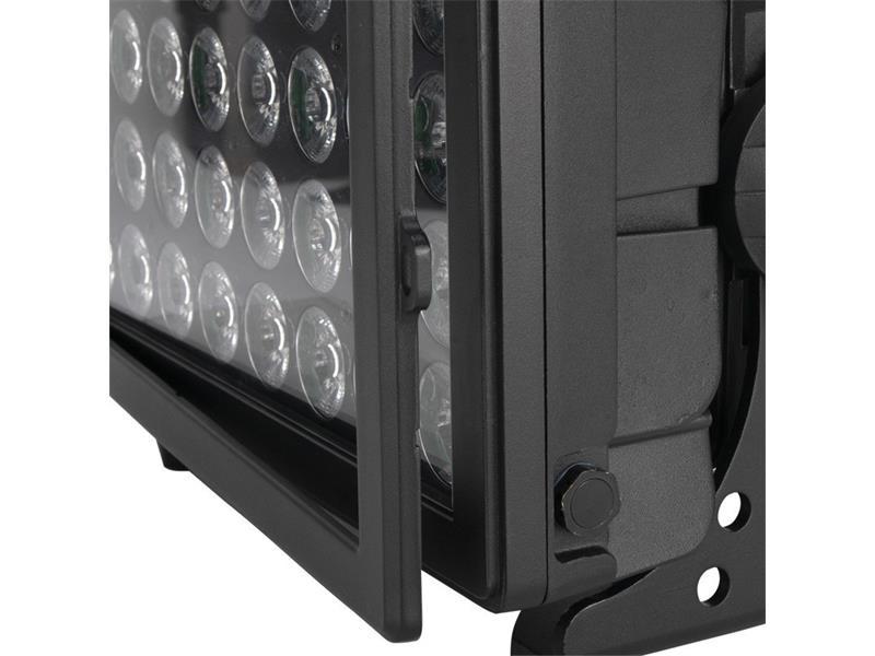 ADJ 32 HEX Panel IP - 32x12Watt RGBWA+UV in 8 Zonen