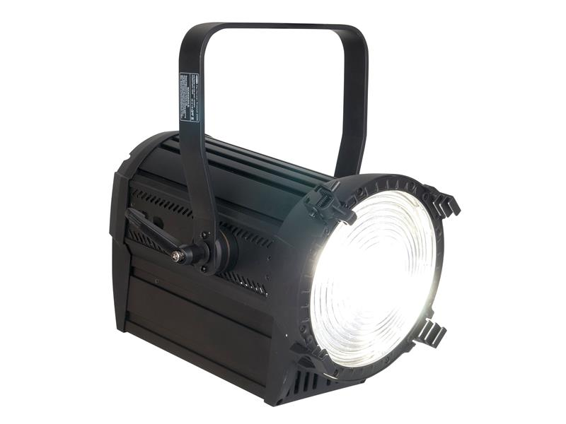 Showtec Performer 2000 Rgbal 240w Led Flood Light Floodlight Lamp High Power Black Case With 1m Cable Wire