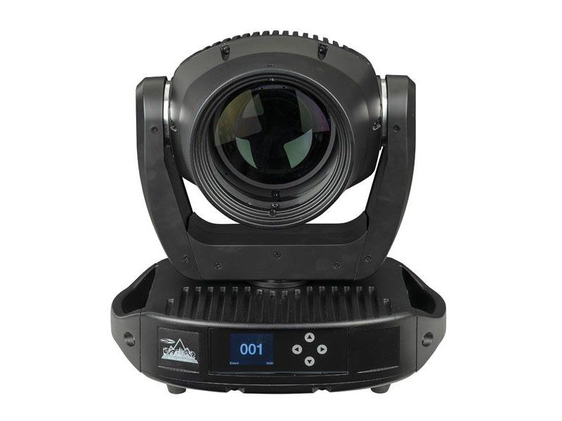 SHOWTEC POLAR 100 BEAM, IP-65 Moving Head, 100W LED