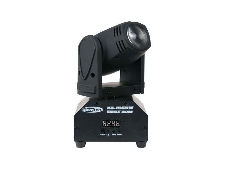 Showtec XS-1RGBW Mini Moving Beam 10W RGBW LED