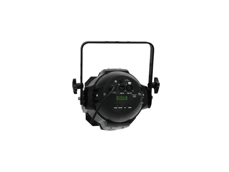 EUROLITE LED ML-56 COB 3200K 100W 60° schwarz