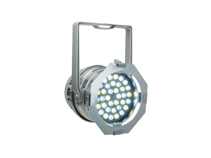 Showtec LED PAR 64 CW/WW 18x kaltweiß 18x warmweiß 3W