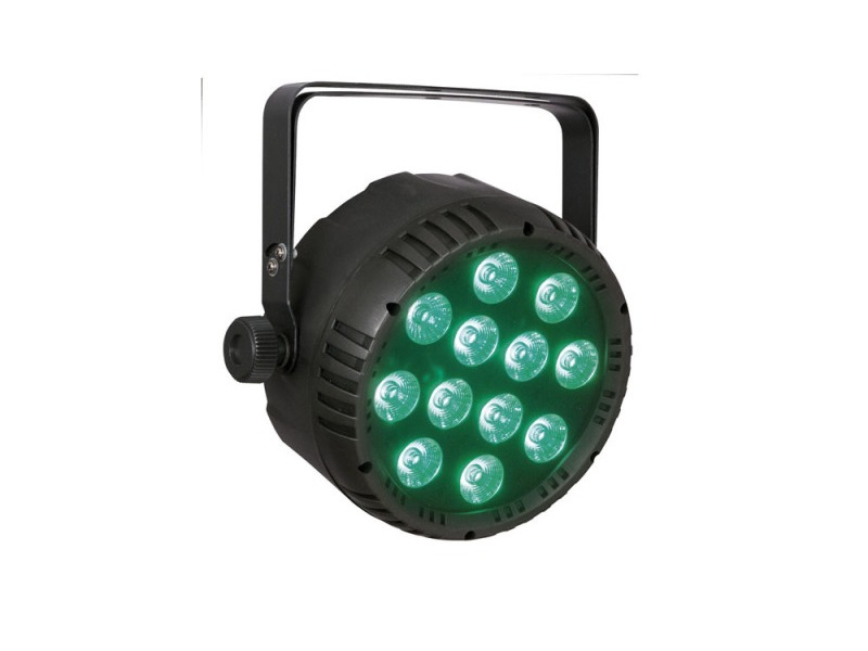 Showtec Club Par 12/4 RGBW, 12 x8Watt 4-in-1 LED