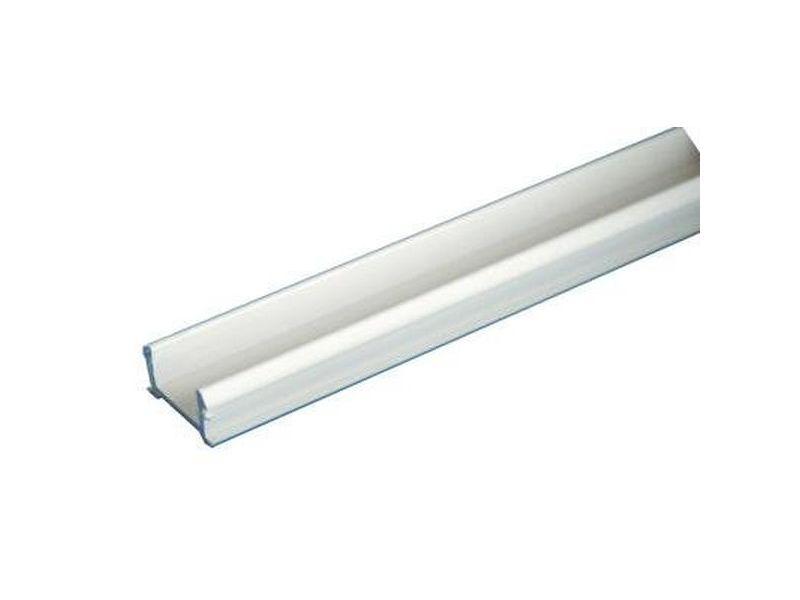 3-phasen Abdeckung 1 m weiß