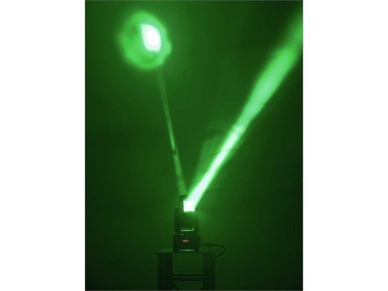 Eurolite LED MFX-1 Strahleneffekt 3 x 10W RGBW