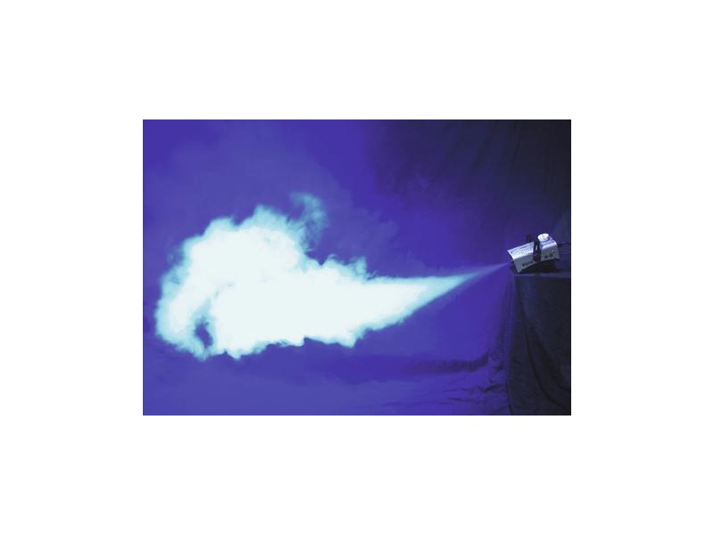 EUROLITE N-10 Nebelmaschine + 5 Liter Eurolite Nebelfluid