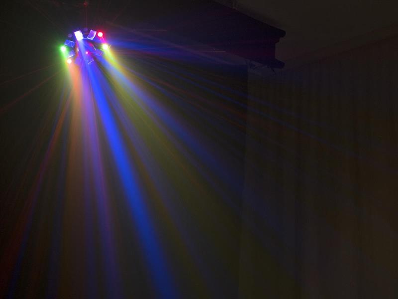 EUROLITE LED FE-2000 Hybrid Laserflower Showlaser