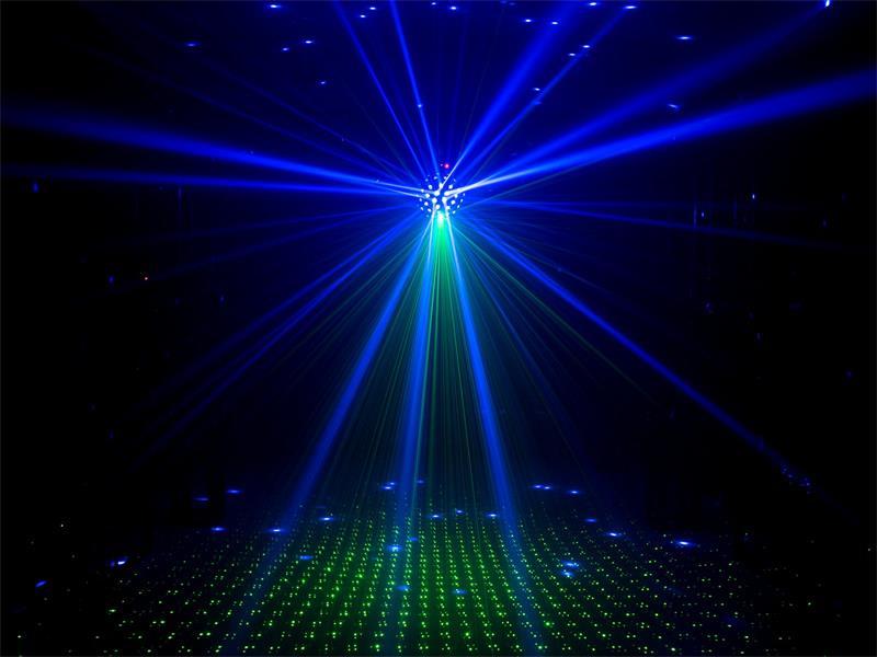 Eurolite LED B-40 Laser Strahleneffekt