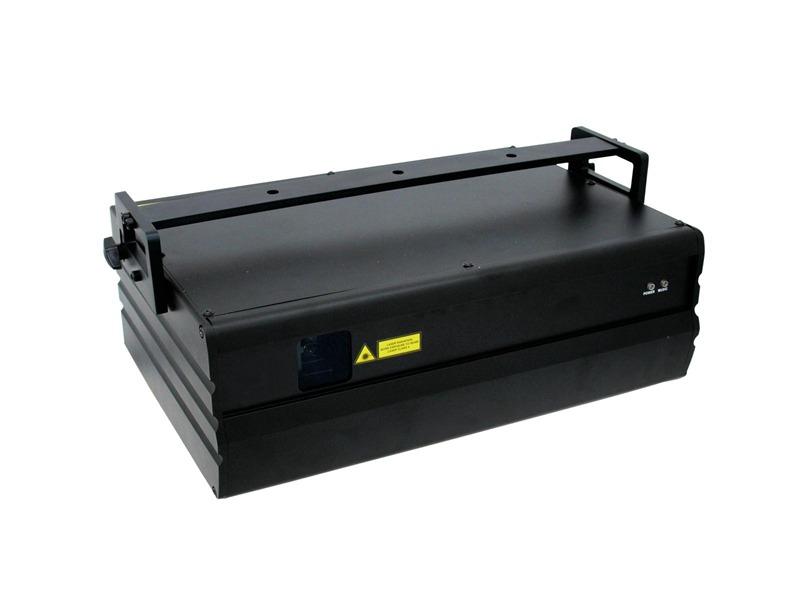 EUROLITE VLS-700RGB 30k Showlaser inkl. Flightcase