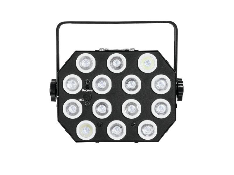 Eurolite LED PS-46 RGB 14x1W Spot
