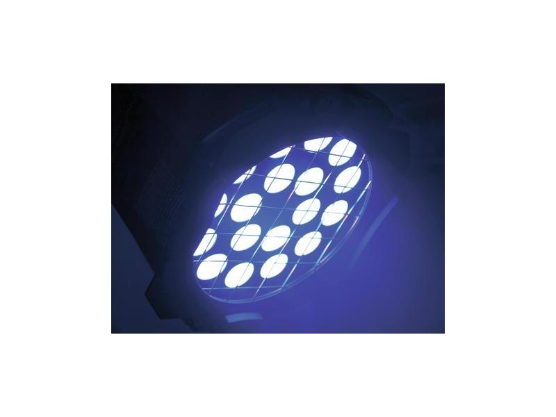 EUROLITE LED ML-56 TCL 18x3W RGB, schwarz