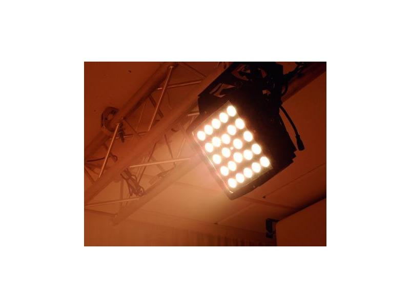 EUROLITE LED IP PAD 24 x 8W QCL RGBW Outdoor IP65