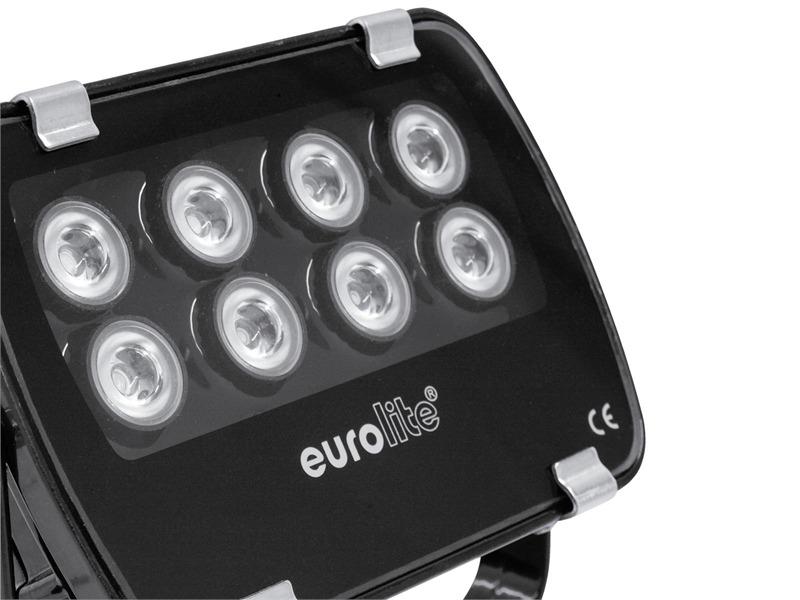 Eurolite LED IP FL-8 UV IP56 Outdoor Strahler 30°