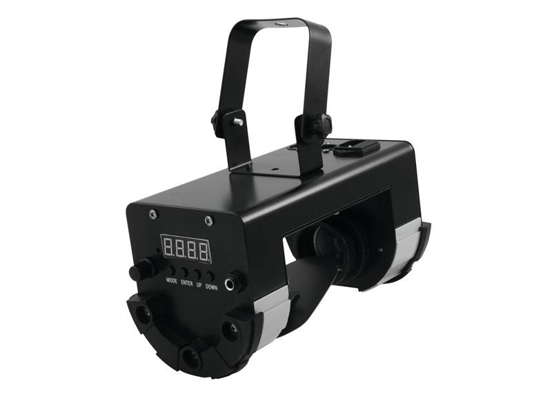 Eurolite LED PST-10 QCL Schwenkpunktstrahler 10W RGBW Scanner