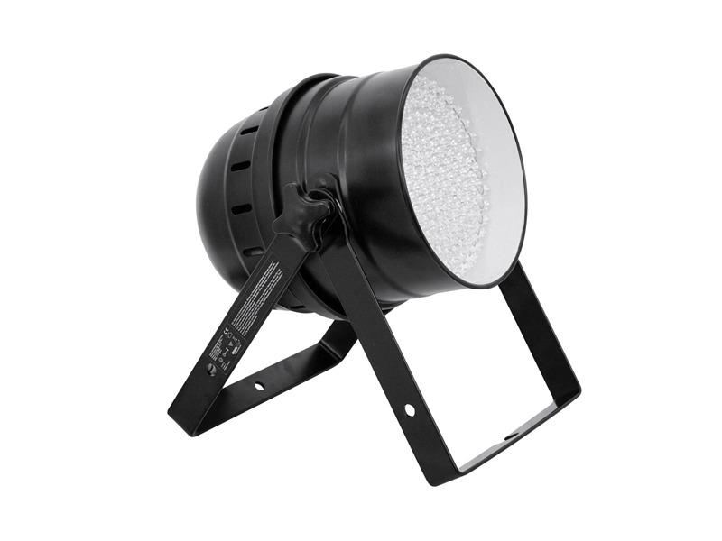EUROLITE LED PAR-64 RGBA Floor,schwarz,10mm