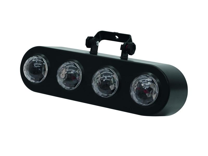 Eurolite LED CPE-4 Flowereffekt, Lichtorgel