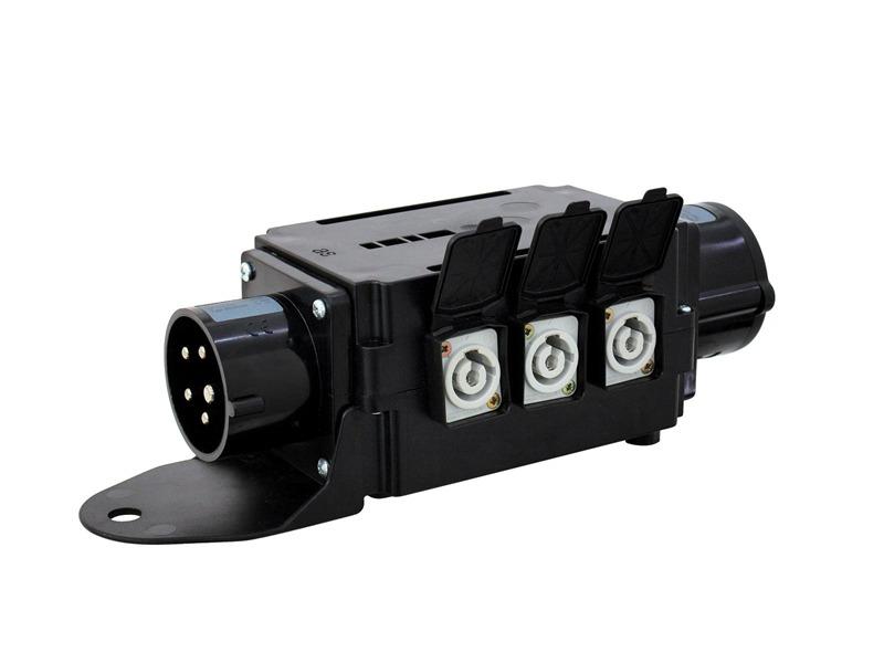 RIGPORT RPL-16 Stromverteiler