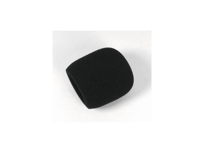 Mikrofon-Windschutz aus Schaumstoff, schwarz, d=40-50mm