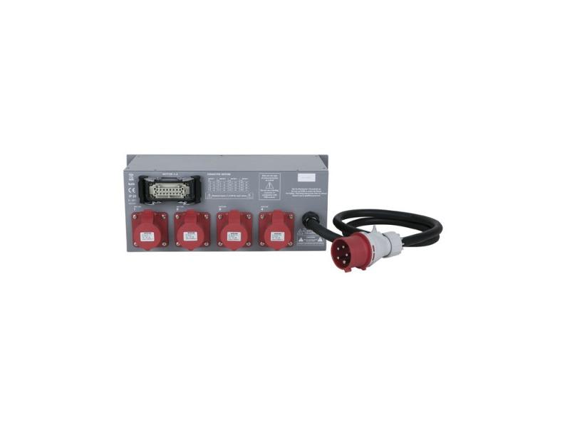 SHOWTEC PLE-30-040 4channel Chainhoist controller
