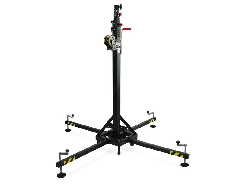 Showtec Lighting Tripod Set Mammoth Stands Up To 60/kg