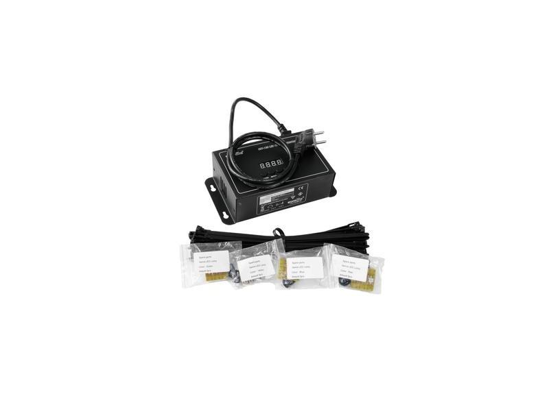 EUROLITE CRT-120 DMX-gesteuerter LED-Vorhang 6400K