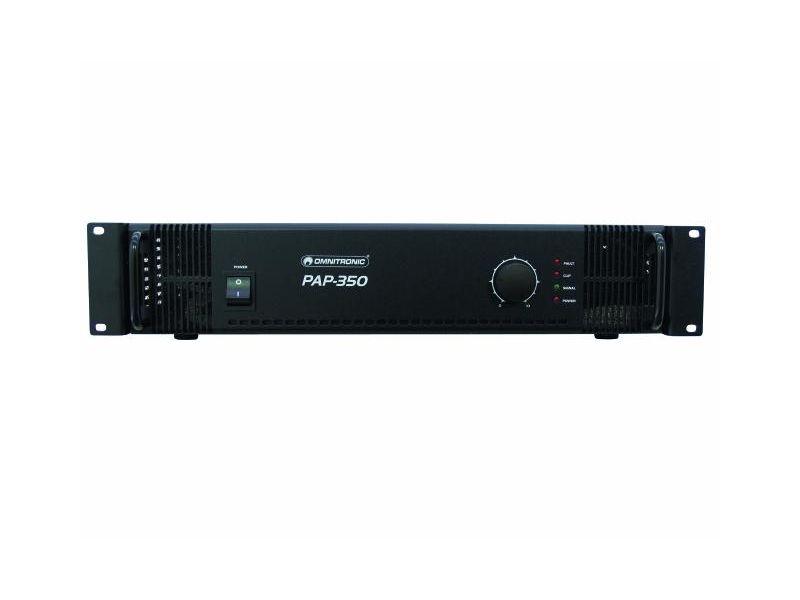 OMNITRONIC PAP-350 ELA-Verstärker