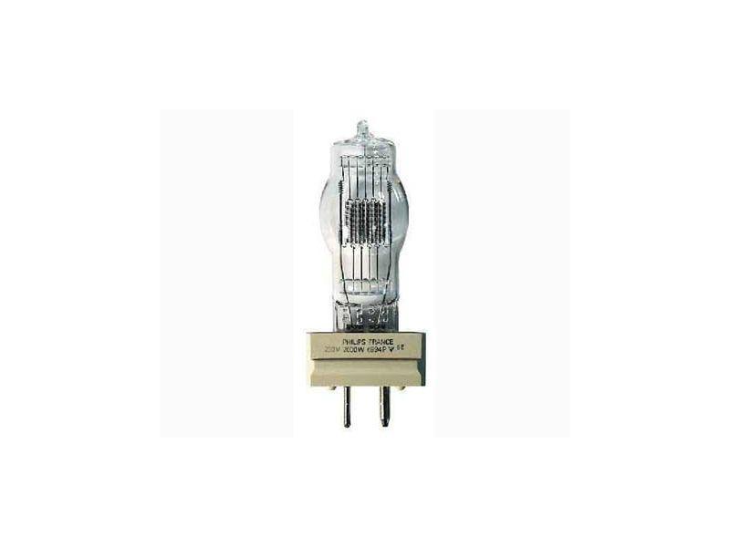 GY16 230V 2000W CP43 GE