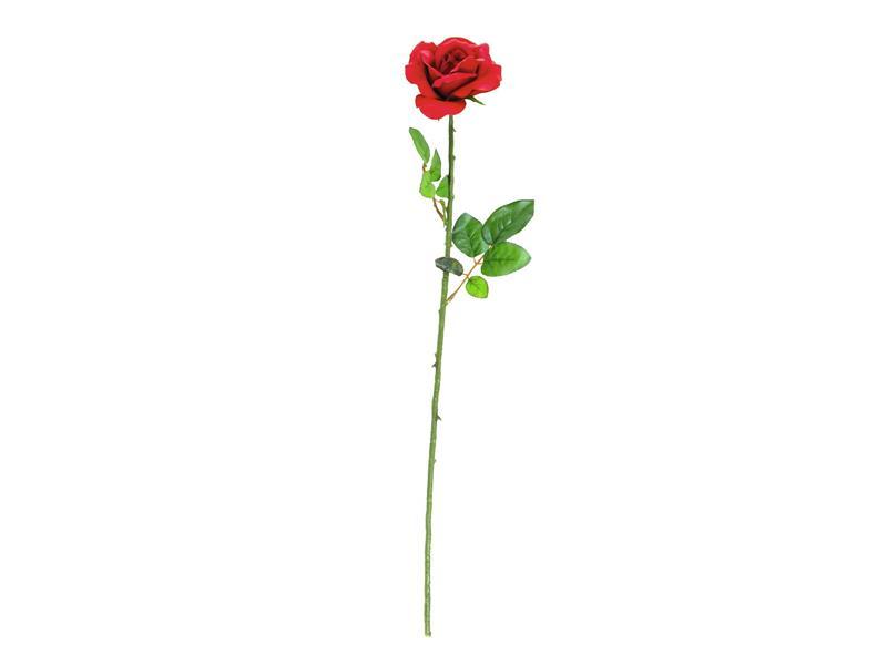Europalms Rose, rot - Kunstpflanze