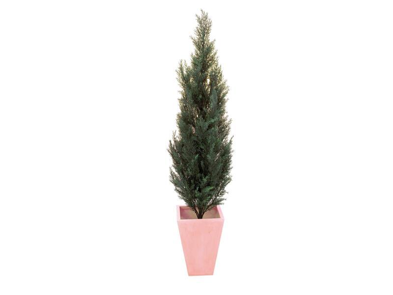 Europalms Zypresse, 210cm - Kunstpflanze